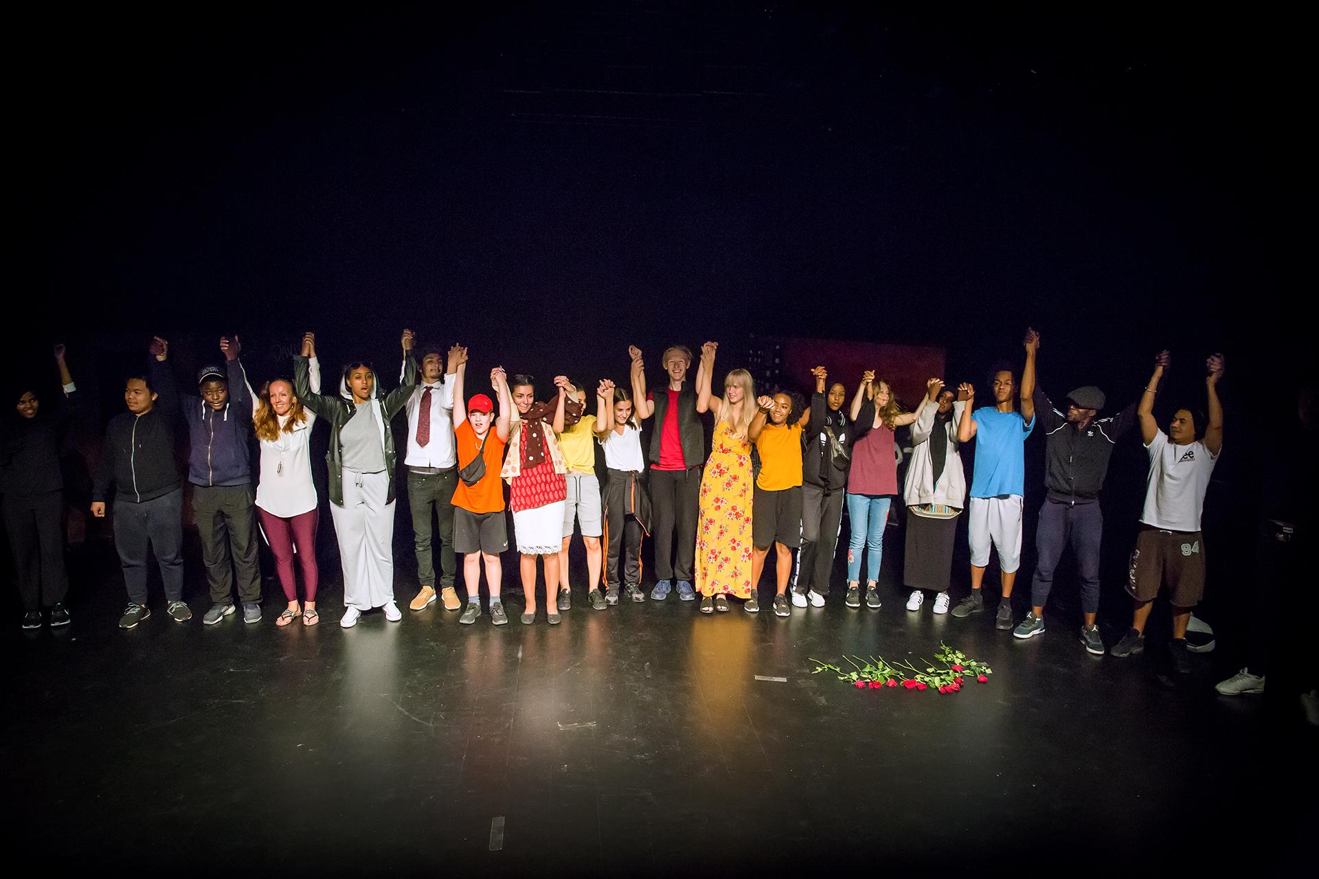 Hip Hop Teater Kollektivet Da Block Final Show